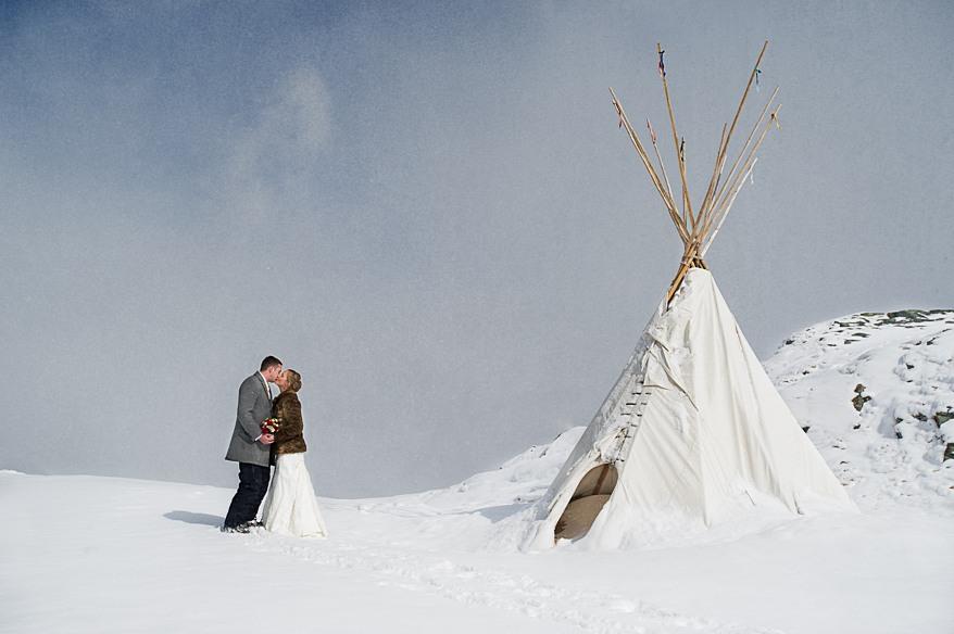 Wedding in Zermatt