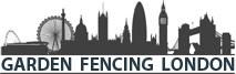 Garden fencing Logo