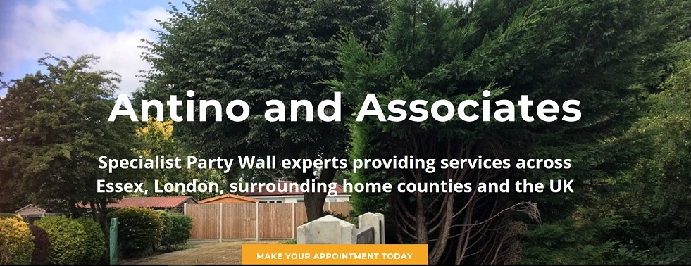 Antino and Associates-Party Wall Surveying Experts