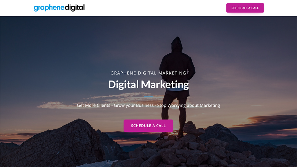 website design, graphene digital marketing