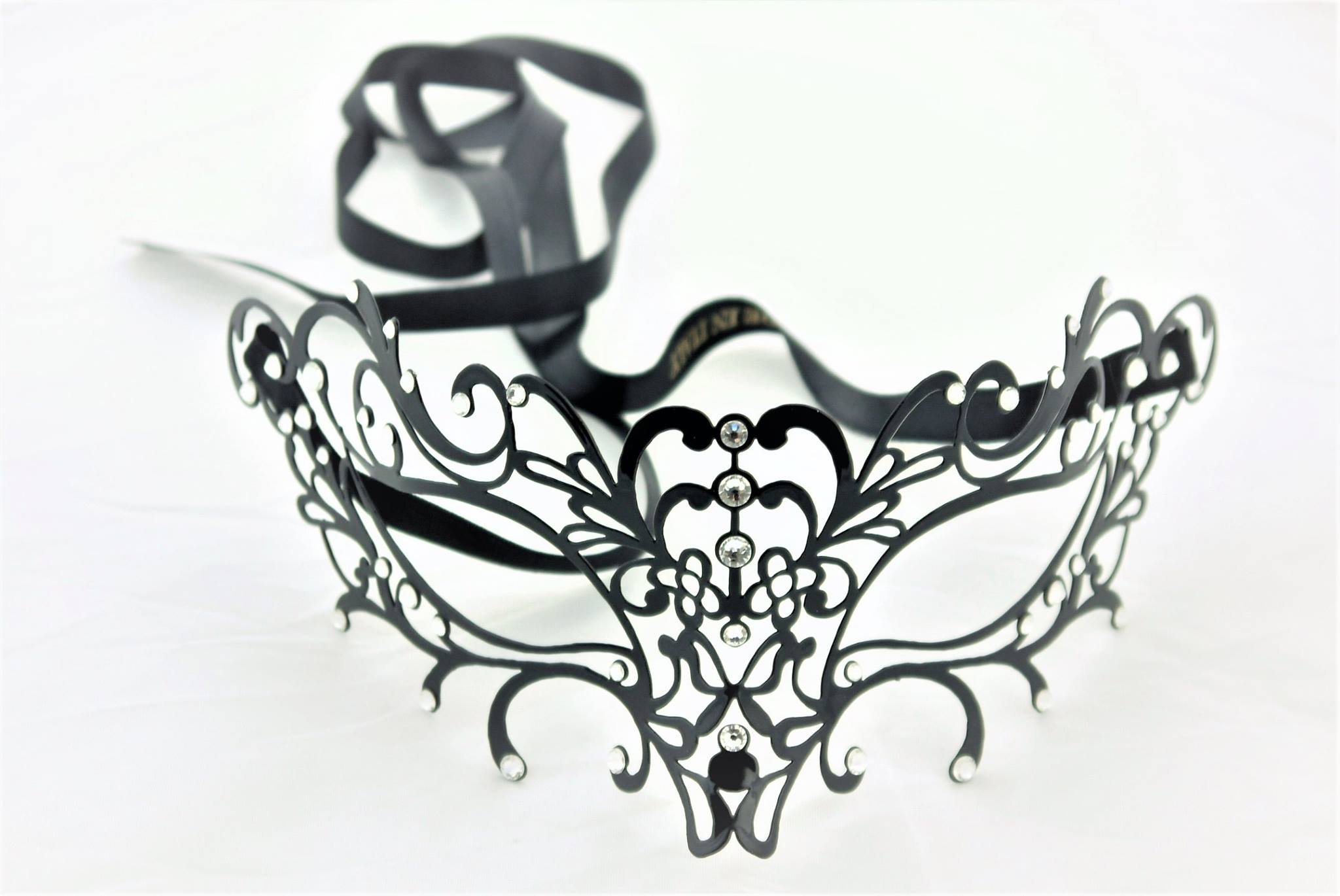 beautiful filigree mask