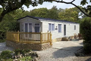 Static caravans at holiday parks in Devon and Cornwall
