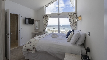 Beachside holiday apartments in North Devon