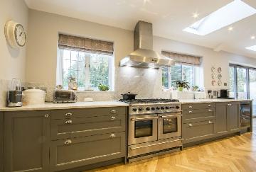 Luxury Modern Shaker Kitchen