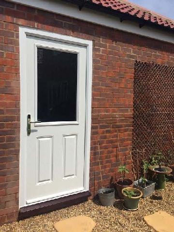 composite back doors