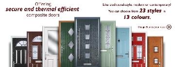 composite door designer
