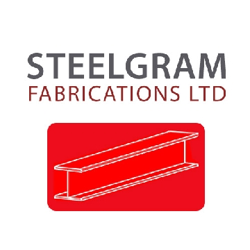 Steelgram Fabrications Logo Square