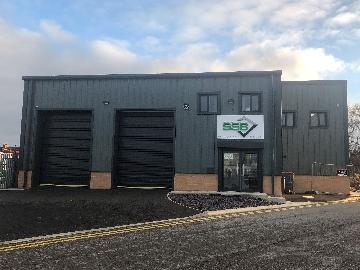 Springfield Steel Buildings Office in Hull