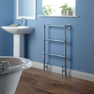 Milano Trent Heated Towel Rail