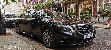 Business Corporate Sussex Chauffeurs transfer