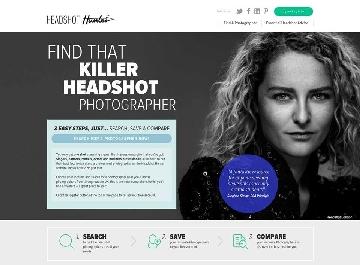Headshot Hunter homepage