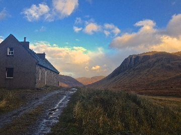 Glenuaigh Cottage, Scotland