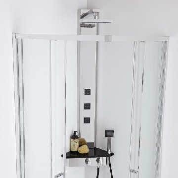 Milano Corner Shower