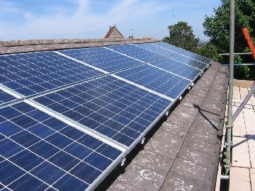 solar pv maintenance devon