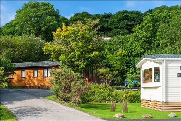 River Valley Holiday Park in Cornwall