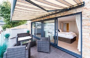 Sandymere balcony