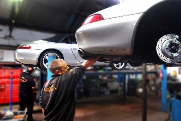 Braunton Engineering Porsche specialist