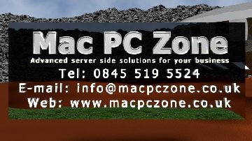 Mac PC Zone logo