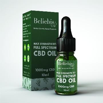 Beliebis UK Premium CBD Oil