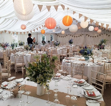 all inclusive weddings at Beaconside in Devon