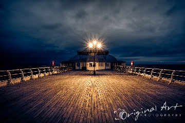 Fine Art photography - Cromer Pier
