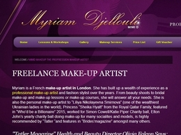 http://www.mimidmakeup.com/bridal-makeup website