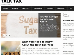 https://www.talk-tax.co.uk/ website