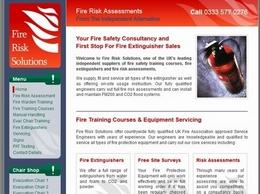 https://www.firerisksolutions.org.uk website
