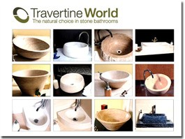 http://www.travertineworld.co.uk website