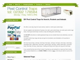 http://www.buypestcontroltraps.co.uk/ website