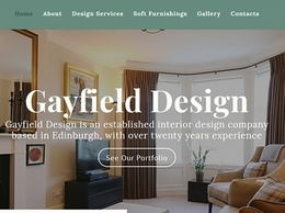 https://www.gayfield-design.co.uk/ website