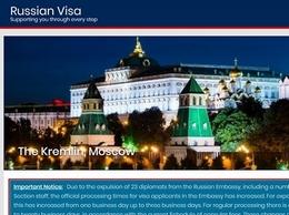 https://www.russian-visa.org.uk/ website