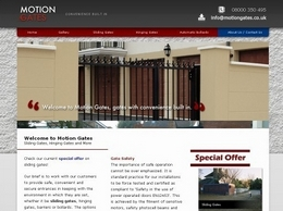 http://www.motiongates.co.uk/ website