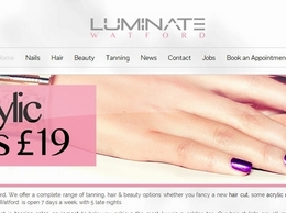 http://www.luminatewatford.com/ website