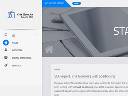 https://krisgomula.cl/en/seo-expert-web-positioning/ website