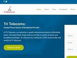 https://tritelecoms.uk/ website
