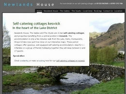 https://www.newlandshousekeswick.co.uk/ website