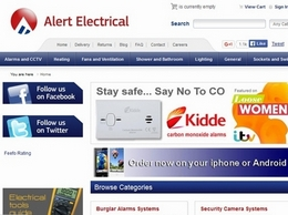 https://www.alertelectrical.com/ website