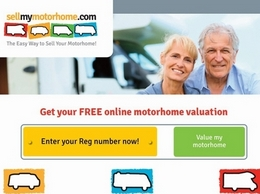https://sellmymotorhome.imotortrader.com/ website