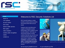 http://rscsecurity.com website