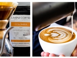 https://www.liminicoffee.co.uk/ website
