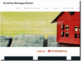 http://www.dumfriesmortgagebroker.co.uk/ website