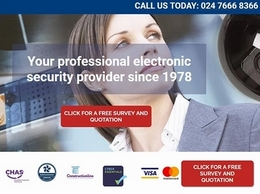 https://www.clearsoundsecurity.co.uk/ website