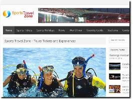https://www.sportstravelzone.com/ website