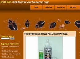 https://www.stopbedbugsandfleas.co.uk/ website