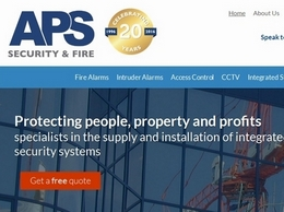 http://www.aps-security.co.uk/ website