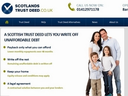 http://www.scotlandstrustdeed.co.uk website