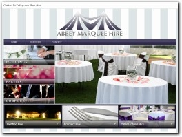 http://www.abbeymarqueehire.co.uk/ website