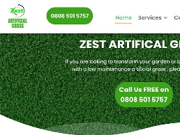 https://www.zestartificialgrass.co.uk/ website