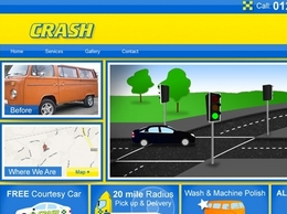 http://www.crashcarrepairs.co.uk/ website